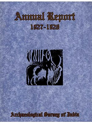Annual Report of Archaeological Survey of India (1927-28)