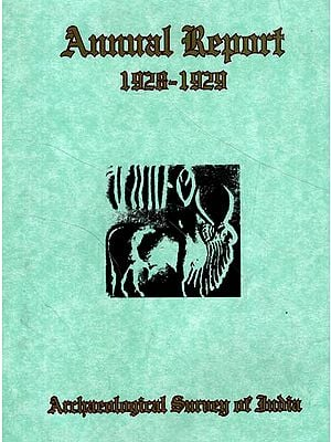 Annual Report of Archaeological Survey of India (1928-29)