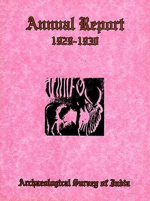 Annual Report of Archaeological Survey of India (1929-30)