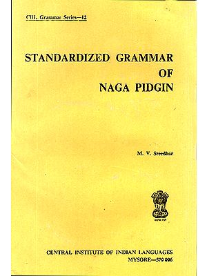 Standardized Grammar of Naga Pidgin