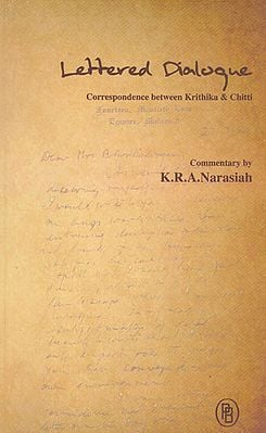 Lettered Dialogue (Correspondence Between Krithika and Chitti)