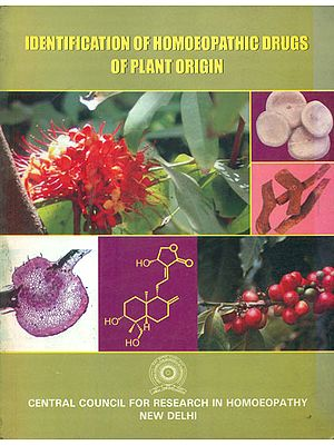 Identification of Homoeopathic Drugs of Plant Origin