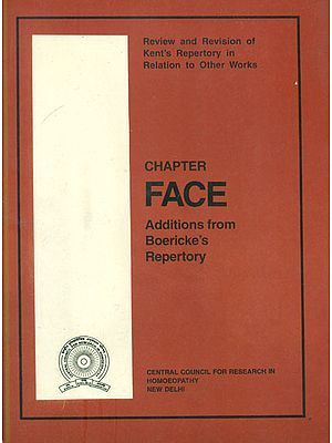 Face -  Additions from Boericke's Repertory