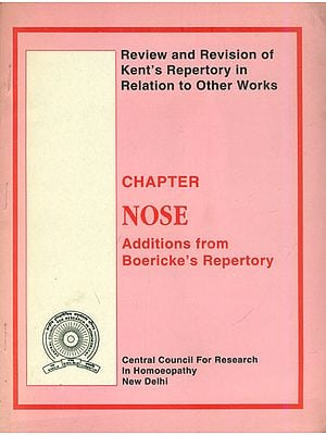 Nose - Additions from Boericke's Repertory