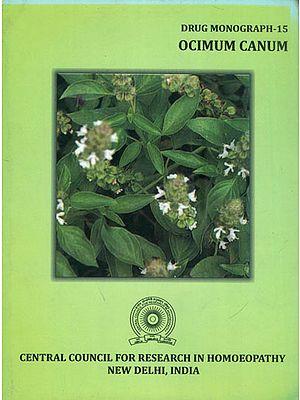 Ocimum Canum (Drug Monograph)