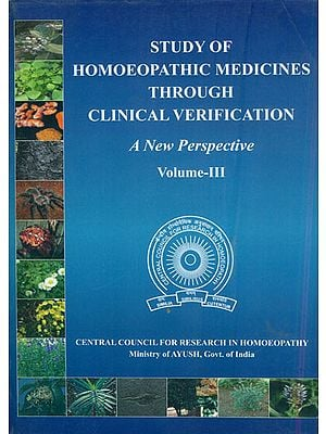 Study of Homoeopathic Medicines Through Clinical Verification -  A New Perspective