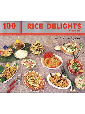 100 Rice Delights (Vegetarian)