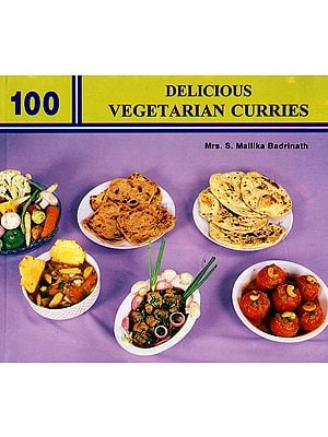 100 Delicious Vegetarian Curries