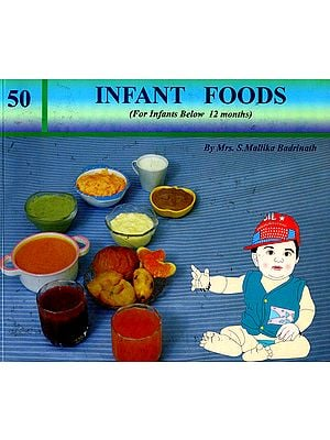 Infant Foods (For Infants Below 12 Months)