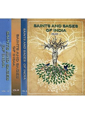 Saints and Sages of India (Set of 4 Volumes)