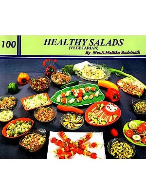 Healthy Salads (Vegetarian)
