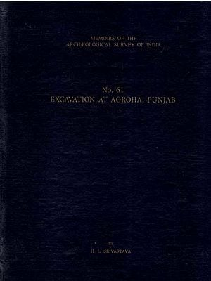 Excavation At Agroha, Punjab (Memoirs of Archaeological Survey of India)