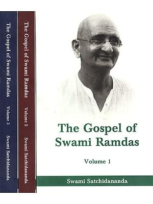 The Gospel of Swami Ramdas (Set of 3 Volumes)