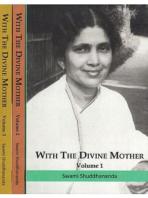 With the Divine Mother (Set of 3 Volumes)