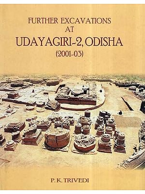 Further Excavations At Udayagiri-2, Odisha (2001-03)