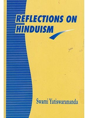 Reflections on Hinduism (An Old and Rare Book)