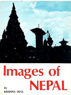 Images of Nepal (An Old And Rare Book)