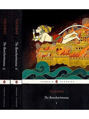 Penguin Ramcharitmanas (Set of 3 Volumes)
