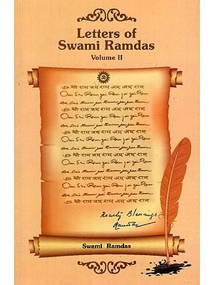 Letters of Swami Ramdas- Vol-II