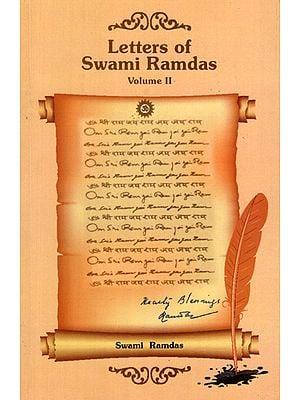 Letters of Swami Ramdas- Vol-II