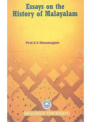Essays on the History of Malayalam