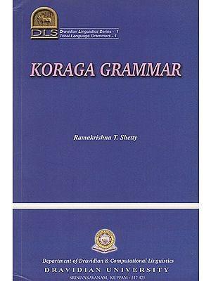 Koraga Grammar (Dravidian Linguistics Series- 1)