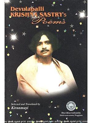 Devulapalli Krishna Sastry's Poems