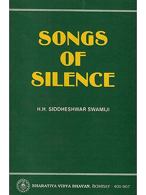 Songs of Silence (An Old and Rare Book)
