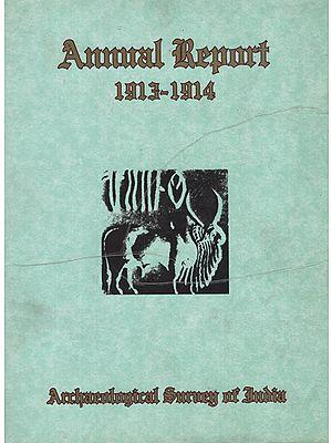 Annual Report (1913-1914)