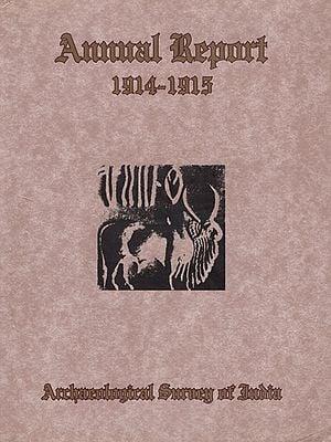Annual Report (1914-1915)