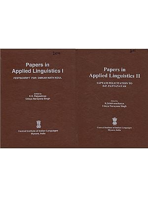 Papers in Linguistic (Set of 2 Volumes)