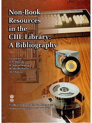 Non-Book Resources in the CIIL Library: A Biblography
