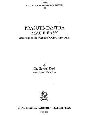 Prasuti-Tantra Made Easy
