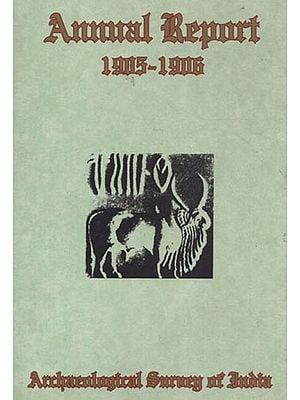 Annual Report (1905-1906)