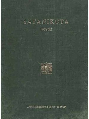 Satanikota 1977-80 (An Old and Rare Book)