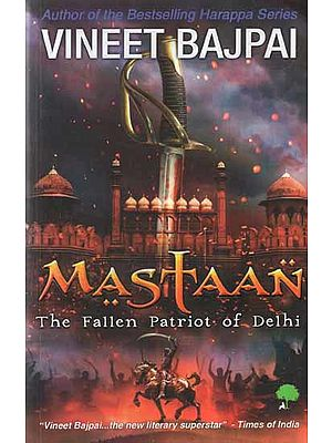 Mastaan- The Fallen Patriot of Delhi (A Novel)