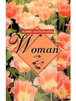 Pilgrims Quotation Series- Woman