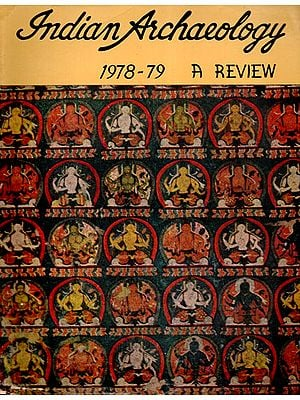 Indian Archaeology 1978-79 A Review (An Old and Rare Book)