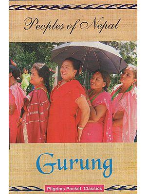 Peoples of Nepal- Gurung