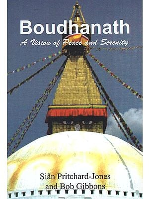 Boudhanath- A Vision of Peace and Serenity