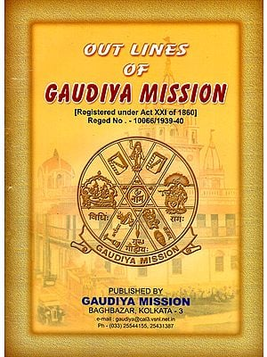 Outlines of Gaudiya Mission