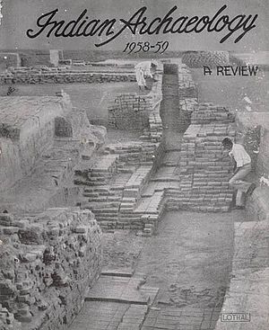 Indian Archaeology 1958-59 A Review (An Old and Rare Book)