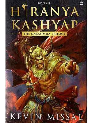 Hiranya Kashyap- The Narasimha Trilogy Book 2