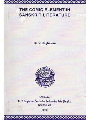 The Comic Element in Sanskrit Literature