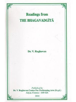 Readings from The Bhagavadgita