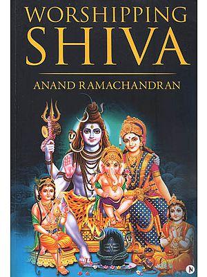 Worshipping Shiva