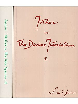 Mother or The Divine Materialism (Set of Two Volumes)