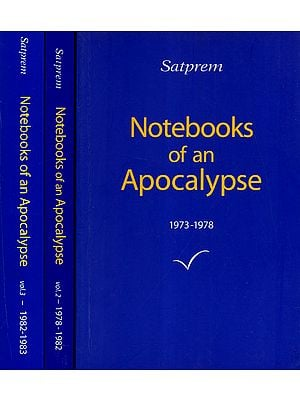 Notebook of an Apocalypse (Set of Three Volumes)