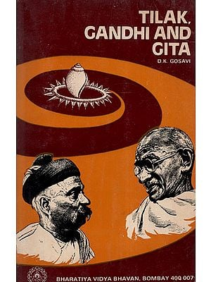 Tilak, Gandhi and Gita (An Old and Rare Book)