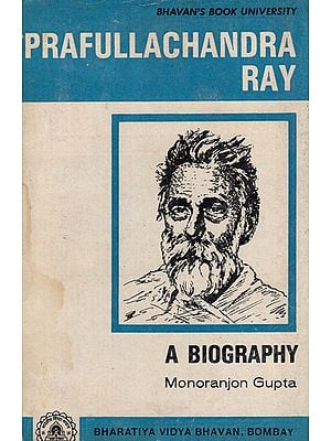 Prafullachandra Ray- A Biography (An Old and Rare Book)